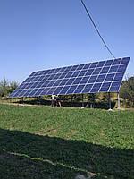 Сетевая солнечная электростанция 30 кВт с. Бросковцы (Черновицкая обл)