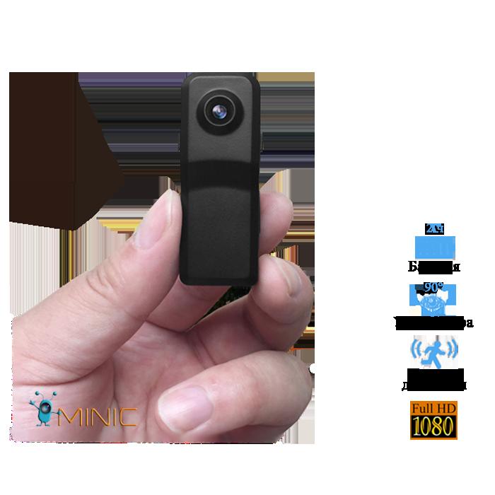 Мини камера Camsoy MD30 1080p с датчиком движения
