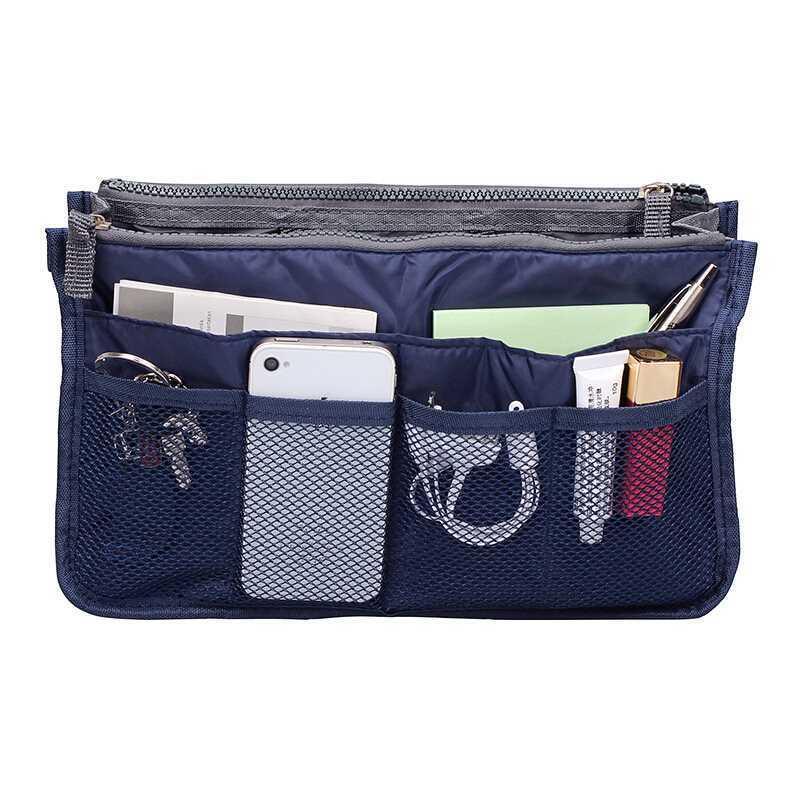 Органайзер в сумку Bag in Bag бирюзовый 01059/02