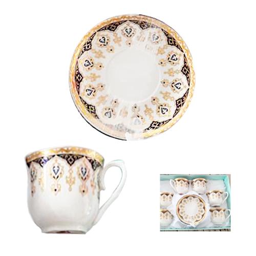 Сервіз чайний 12 предметів Клеопатра SNT 146-02