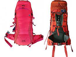 Рюкзак туристичний 50+10 л Tramp Floki червоний. Рюкзак туристический 60 л. Рюкзак походной