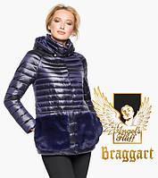 Воздуховик демисезонный женский Braggart Angel's Fluff - 15115 фиолетовый