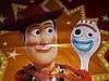 """Воздушный шар фольгированный, в форме звезды с рисунком герои мультфильма """"Истории игрушек"""" - Фото"""