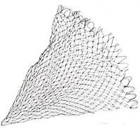 Кордовая сетка для подсака 80 см, фото 1
