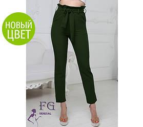 """Женские брюки с высокой талией """"Панни"""""""