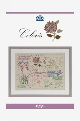 Буклет-схема Coloris - Flowers