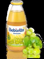 "Фруктовый напиток ""Виноград"" бебивита bebivita, 200мл виноград"