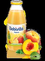 """Фруктовый напиток """"Персик"""" бебивита bebivita, 200мл персик"""