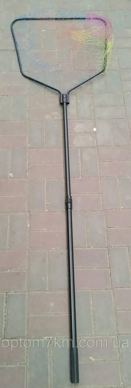 Подсак прямоугольный 60*70*230см,  с телескопической ручкой