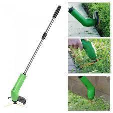 Ручная беспроводная газонокосилка | Триммер для травы Zip Trim, фото 2
