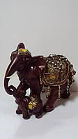 Статуэтка слоны размер 26*25*24