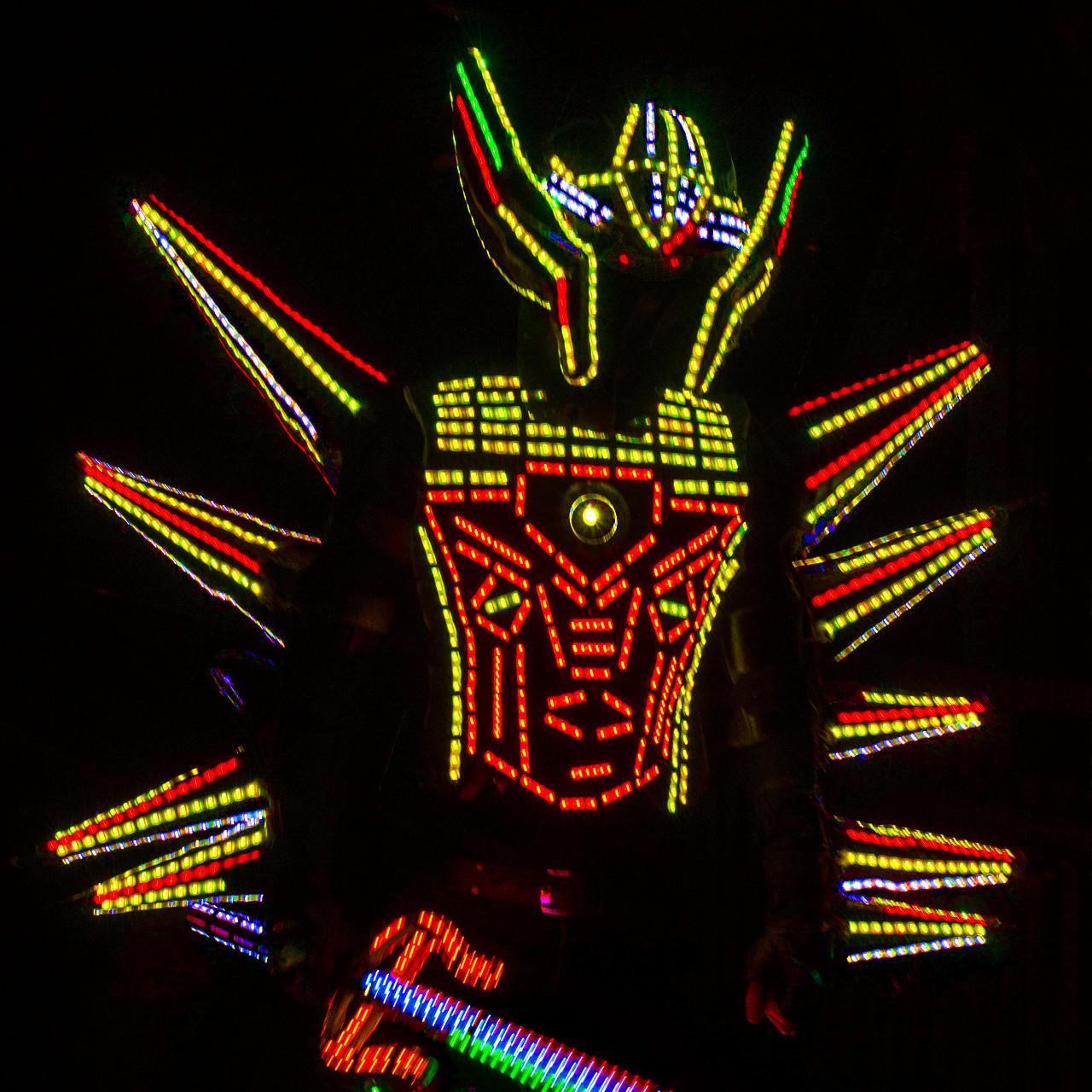DJ PALADIUM - LED DJS SHOW.Эпически-мистическое ДИДЖЕЙ ШОУ.
