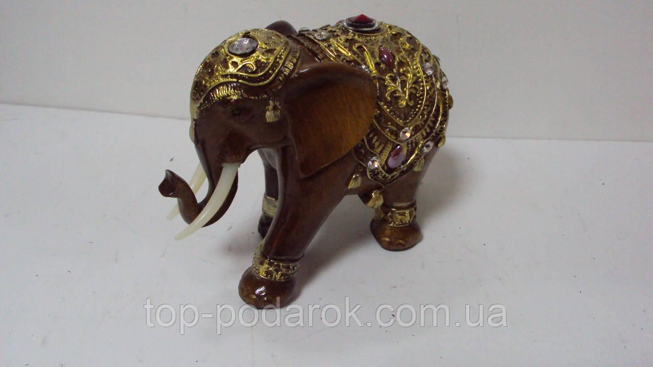 Статуэтка слон размер 14*11*7