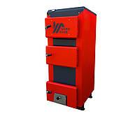 Твердотопливный котел длительного горения WarmHaus Premium 33 кВТ