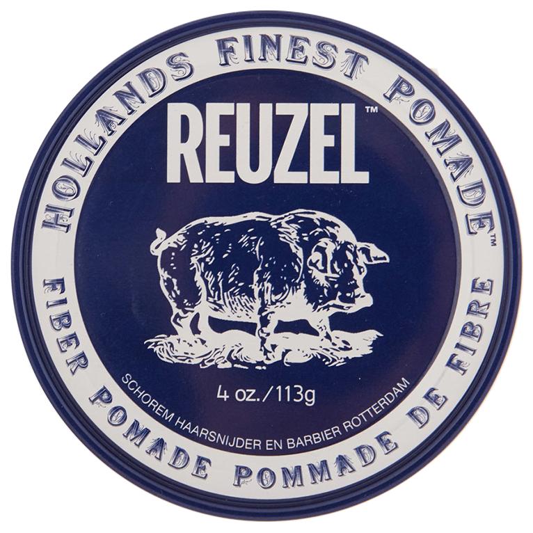 Паста для волос  Reuzel Fiber Pomade 113 г.