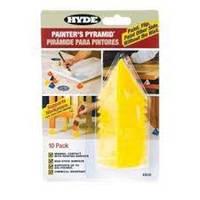 Малярный инструмент художественная пирамида 10 шт Hyde