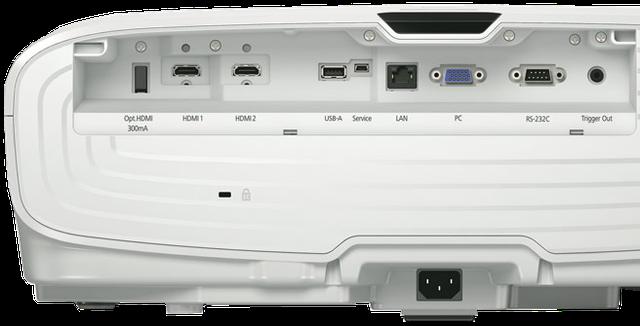 3D проектор Epson EH-TW7100 с поддержкой 4Кдля домашнего кинотеатра