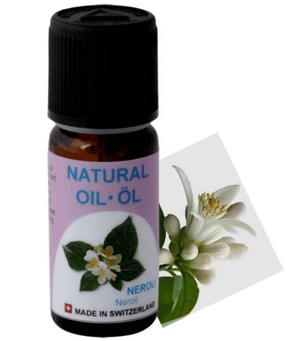 Ефірне масло Неролі Вівасан 10 мл швейцарське натуральне
