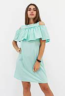 S, M, L / Молодіжне повсякденне плаття Lola, ментол S (42-44)