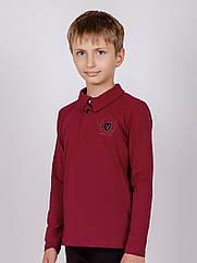 Рубашка поло рост 116-140