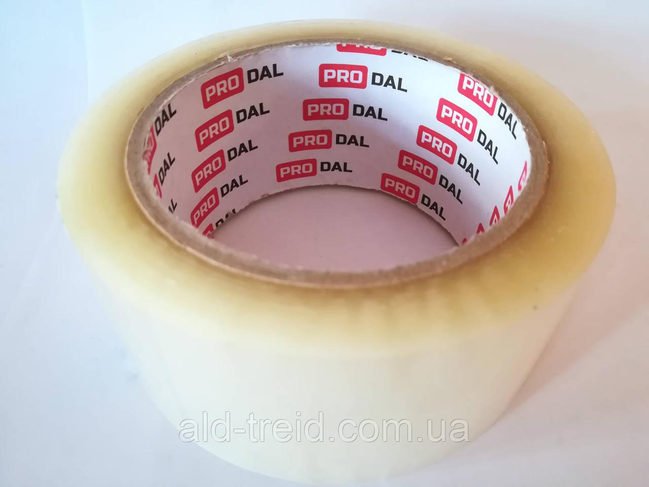 Стрічка пакувальна (скотч) 45*100 (40 мкм) ProDAL