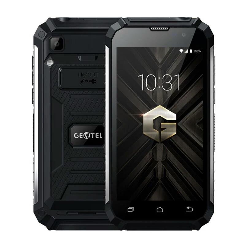 Смартфон Geotel G1 Black IP68 2/16Gb 7500mAh В Наличии новые ЛУЧШАЯ ЦЕНА!!!