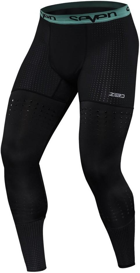 Компрессионные штаны Seven MX ZERO BLACK-2XL