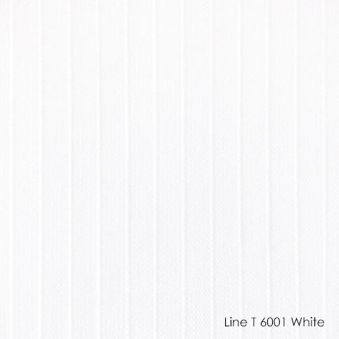 Вертикальні жалюзі Line t-6001 white