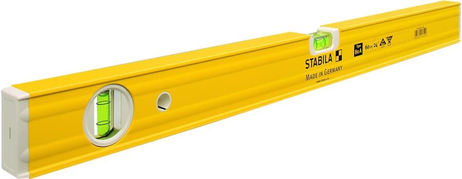 Уровень 60 см TYPE 80 A Stabila 16050 (Германия)