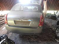 Крышка багажника Чери Джаги (Chery Jaggi) S21-6301010-DY