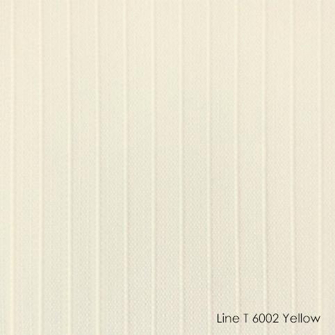 Вертикальные жалюзи Line t-6002 yellow