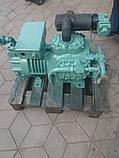 Компресор Bitzer S6H-20.2 Y-40P (Б/У) 2-х ступінчастий напівгерметичний поршневий компресор, фото 3