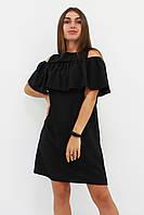 S, M, L | Молодіжне повсякденне плаття Lola, чорний M (44-46)