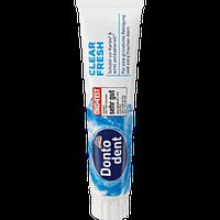 Зубная паста Dontodent Zahnpasta Clear Fresh, 125 мл