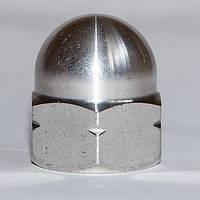 Гайка колпачковая М16 DIN 1587, фото 1