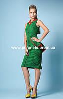 Платье в украинском стиле, коктельное