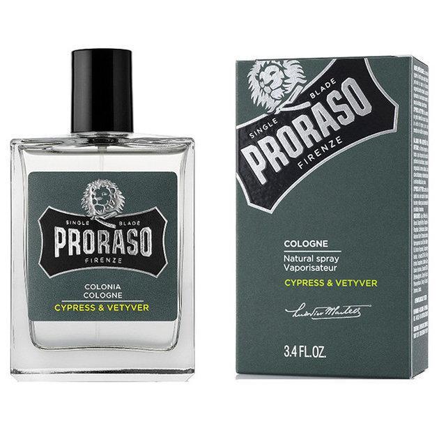 Одеколон PRORASO Cypress & Vetyver