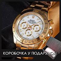 Часы Rolex Daytona White механические