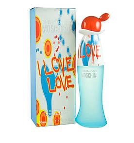 Тестер женский Moschino I Love Love, 50 мл