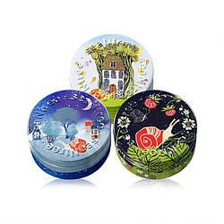 Улиточная нічна парова маска з фільтратом равлики SeaNtree Snail Steam Sleeping Mask 35г Корея