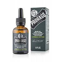 Масло для бороды Proraso Cypress and Vetyver Beard Oil 30мл