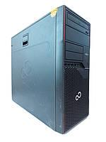 Игровой компьютер бу ПК , процессор intel Core i7 2600 4 ядра 3.4GHz , ОЗУ 8GB DDR3 , видеокарта GTX 1060 3Gb