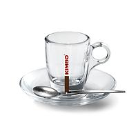 KIMBO espresso с блюдцем