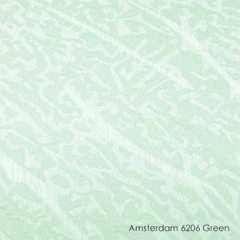 Вертикальные жалюзи Amsterdam-6206 green