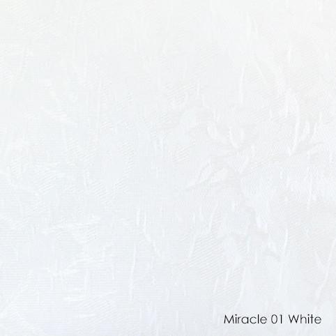 Вертикальные жалюзи Miracle-01 white