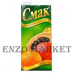 Сок Мультивитамин, 1 литр