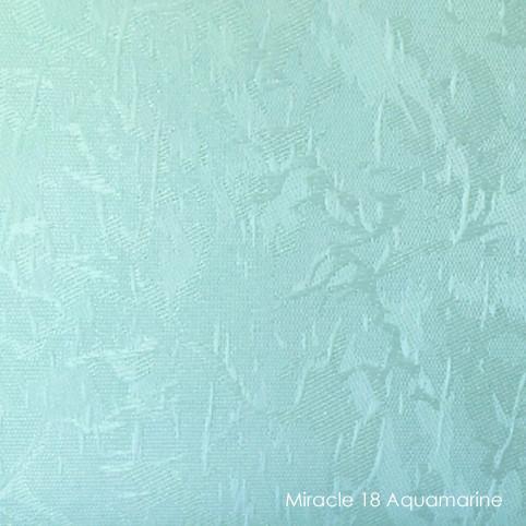 Вертикальные жалюзи Miracle-18 aquamarine