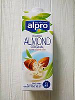 Миндальное молокоAlpro Roasted Almond original 1л (Бельгия)