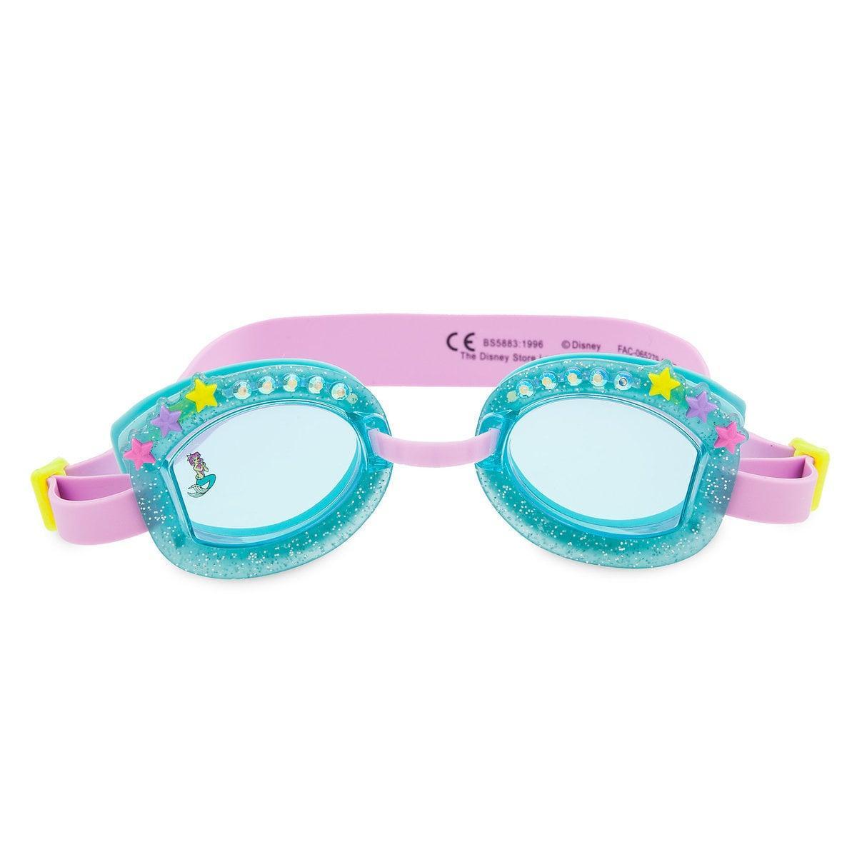 Очки для плавания русалочка Ариель Дисней Disney