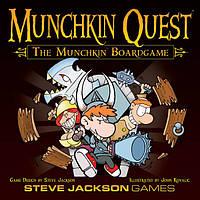 Карточная настольна игра Манчкин Квест (Munchkin Quest) (4-е рус. изд.)